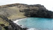 Green Sand Beach, sable d'Olivine