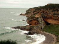 Clashach Cove by Hopeman geograph org uk 111948